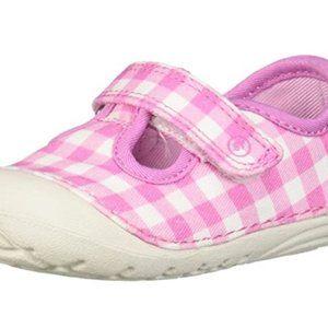 Stride Rite Toddler Soft Motion Hanna T-Strap Pink